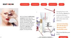 An inspirational new scent Cover Pics, Competition, Conditioner, Inspirational, Celebrities, Face, Beauty, Celebs, The Face