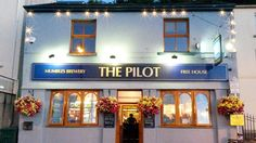 The Pilot pub in Mumbles - The Pilot in Mumbles, Swansea, South Wales named by CAMRA (Campaign for Real Ale) as one of the top 16 in the UK. British Travel, British Pub, Eating Places, Places To Eat, Swansea Wales, Cymric, Home Free, South Wales, Welsh
