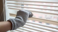 With multiple sides and often flimsy construction, blinds can be a hassle to clean — but they don't have to be.