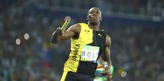Unbeatable Bolt signs off with triple-triple   Reuters