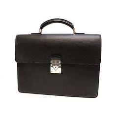 Authentic Louis Vuitton Laguito Epi Business Bag Leather M54552 10088881