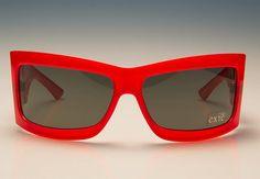Vintage Sunglasses Extè - 90s Sunglasses - Original Vintage Sunglasses - NBW - Eyewear Made in Italy