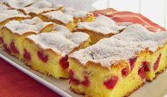 Brzi kolač sa višnjama - VolimKuhati.com
