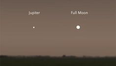 Some of the best stargazing sights involve the pairing of two solar-system bodies, and February has events with the Moon and Jupiter, then Venus and Mars.