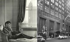 Flashback: The Waldorf-Astoria Hotel, circa 1950. Gothamist