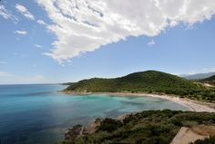 """Fautea beach"" by RSArles #flickr #corsica"