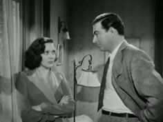Linda Darnell, Stephen McNally No Way Out (1950)