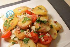 Warmer Bratkartoffelsalat Shrimp, Food, Roast, Cooking, Chef Recipes, Essen, Meals, Yemek, Eten
