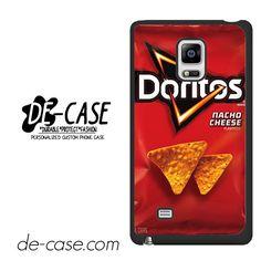 Doritos Nacho Cheese DEAL-3585 Samsung Phonecase Cover For Samsung Galaxy Note Edge