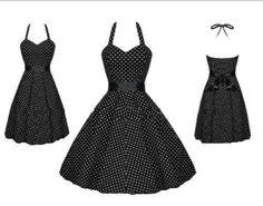 vestidos de bolinha - Pesquisa Google