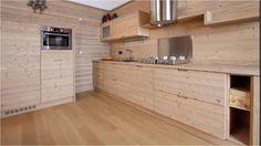 Cherry Kitchen, My House, Garage Doors, Kitchen Cabinets, Country, Outdoor Decor, Furniture, Kitchen Ideas, Interiors
