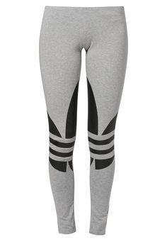 another chance b0cb4 db5b4 adidas Originals Trefoil Legging MLI - Leggings für Damen - Schwarz    Athlete Nation   Sportbekleidung, Coole leggings, Kleidung
