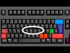 Los atajos de teclado más útiles de la computadora. (15 Funciones ocultas) - YouTube