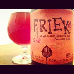 Friek from Odell Brewing Co. Will be trying this ASAP