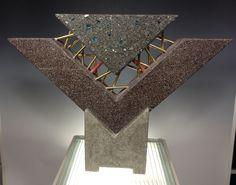 Polished Concrete, glass, and metal : Michael Eddy Artist