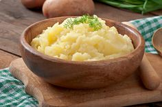 Nutrisystem provides three tasty takes on your favorite Thanksgiving side dish, mashed potatoes.