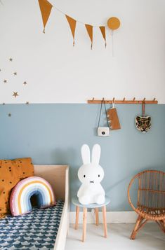 Children's room trends from 2019 - Ikea DIY - The best IKEA hacks all in one place Ikea Kids Room, Kids Room Paint, Baby Room Design, Baby Room Decor, Room Baby, Kids Room Curtains, Ideas Habitaciones, Modern Kids Bedroom, Kids Room Organization