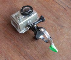 DIY GoPro Versatile Mount - Easy and Cheap!