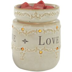 jcpenney - Sandstone Candle Warmer and Dish - jcpenney