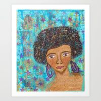 Art Prints by Tiffany Alcide (owner Of WISE Art) | Page 4 of 4 | Society6