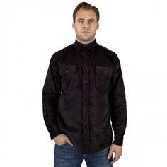 Limited Edition Jax's Cord Shirt � Black
