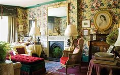 Victorian Style Decor | Decorating Victorian Style Pic #23