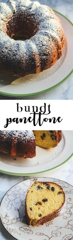 Bundt Panettone is a less fussy version of an Italian holiday panettone made in a Bundt pan. Delicious with a hot cup of coffee on Christmas morning. Eating panettone is something I remember since I Holiday Bread, Christmas Bread, Holiday Cakes, Christmas Baking, Italian Christmas, Holiday Baking, Christmas Desserts, Christmas Recipes, Holiday Recipes