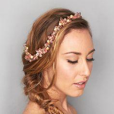 Bridal Hair Accessories Hair Accessories by wildflowercouture, $165.00