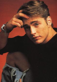 Photo of Jason Priestley for fans of Jason Priestley 17923782 90210 Actors, Actors & Actresses, Brandon Walsh, Jason Priestley, Tom Welling, Cute White Boys, Beverly Hills 90210, Famous Men, Famous People