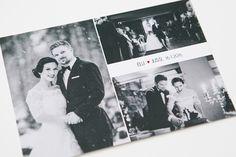 Kiitoskortit häät / Custom made wedding thank you cards by www.makeadesign.fi / wedding stationery, thank you cards