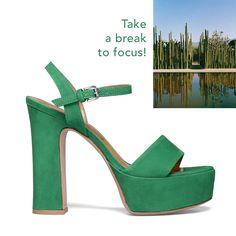 Recarregue as energias!  Re-charge your energies! #eurekashoes #eurekalovers #sandals #ss16 #blended #inspiration