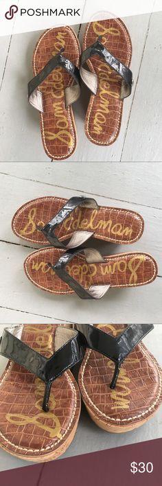 b12a37374c45 Sam Edelman Romy Wedge Sandal size 5 M