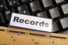 efficient record keeping is important because you can look back on the records and see how the situation was dealt with. you can see if it was dealt with efficiently or not and if a similar situation comes up then you can look back at the records to determine the best way to handle the situation