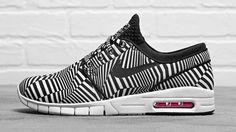 quality design 18f9b d883d Nike SB Stefan Janoski Max