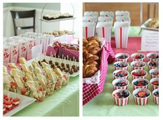 A look into our end of summer housewarming party - featuring a summer carnival and games theme.