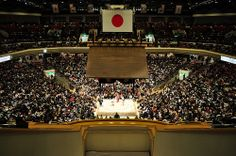 Ryōgoku Kokugikan (Tokyo, Japan): Japan's largest sumō stadium hosts tournaments three times a year (in January, May and September). Don't miss a chance to see the big boys in action. #sport ~ More Tokyo tips here: http://www.lonelyplanet.com/campaigns/study-tokyo/tokyo.php