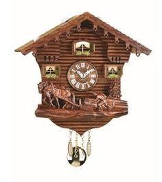 Miniatura de Relógio Cuco