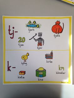 Kj-lyden Barn Crafts, Reading Words, Communication Skills, Speech And Language, Homeschool, Teacher, Activities, Writing, Education