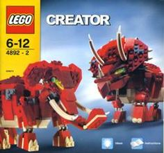 Creator Collection Prehistoric Powers in Lego Creator, The Creator, Light Brick, Lego Sets, Prehistoric, Legos, Fun, Collection, Lego