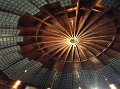 Cubierta del Auditorio de la Reforma, Puebla