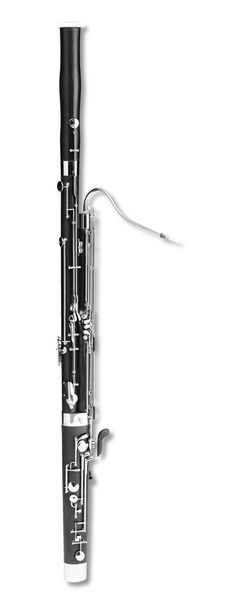 The Jupiter JBN1000 Bassoon is an ABS resin bodied student basson, that features a full Heckel system with 22 keys, a high D key, and plateau C keys. Other Notable features include: F#/C# trill keys,