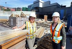 Vancouver Island's Women in Construction group strives to promote women in all sectors of the industry — from the shop floor to senior managers and owners. Its goal is to be inclusive and encourage networking and support among women already in or interested in construction. Read more...