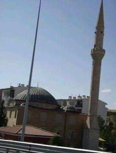 Haji bayram mosque hac bayram camii constructive unknown year hadji mehmet ifti mosque sivas thecheapjerseys Image collections