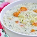 Vegan Avgolemono (Greek Easter Soup with Lemon and Rice) (gluten & dairy free) - hmmm