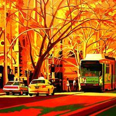 Collins+Street+Tram+Stop