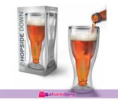 Glass Cup Ters Şişe Bardak  Süt, çay, kahve, su, meyve suyu, bira istediğiniz her içeçeğin bambaşka bir görünüme bürünür glass cup ters şişe bardakla...
