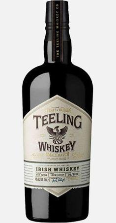 Teeling Small Batch Irish Whiskey via Caskers