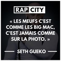 the girls is like the big mac is never like in the photo Entrepreneur Quotes, Business Entrepreneur, Clash Rap, Rap City, Rap Quotes, French Quotes, Girls Be Like, Haha, Big Mac