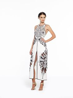 Alice McCall - Diamonds Dress in Jasper - Pre Order - Maxi - designer dresses, online fashion, fashion dresses, Australian fashion, online designer clothes, ladies fashion online, evening dresses, cocktail dresses, wedding dress online, bridal dress, Alex Perry, Camilla kaftans, Manning Cartell, Moss and Spy, Bec and Bridge, Willow, Wayne Cooper, Sacha Drake, Rachel Gilbert, Maurie and Eve, Josh Goot, Dion Lee, Alice McCall