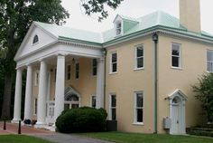Bellevue Hall Mansion, Wilmington, Delaware - boasts haunted activity on both the second and third floors. Activity includes interference with lights and other electrical devices, chairs that are moved into unusual positions and loud screams and laughter.